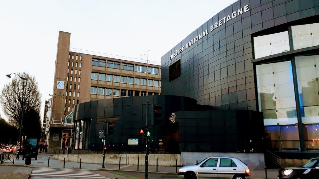 Théâtre National de Bretagne