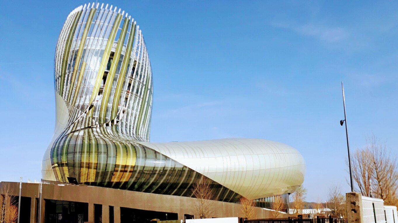 La Cité du Vin Bordeaux
