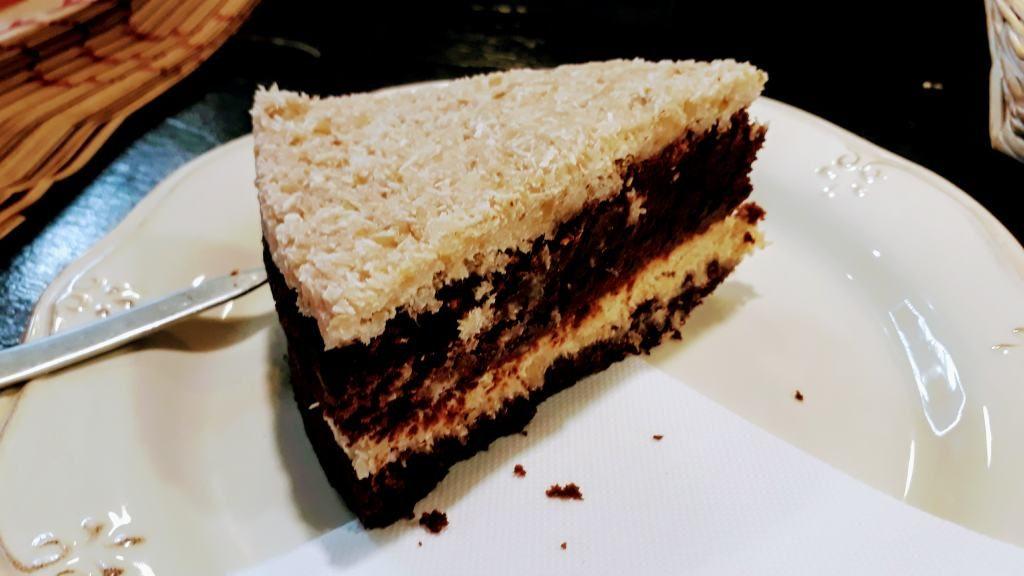 Tarta Alemán bei Txarloska