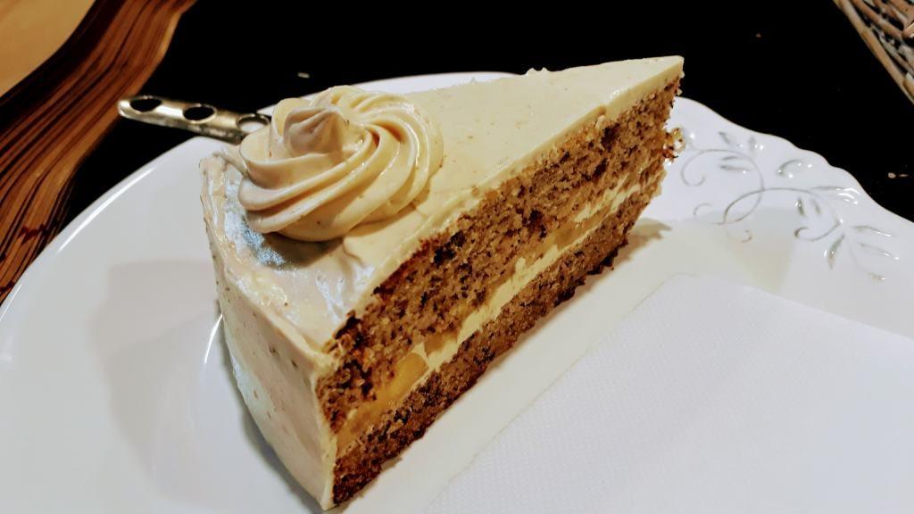 Banana Cake bei Txarloska