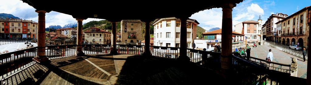 Plaza Capitán Palacios