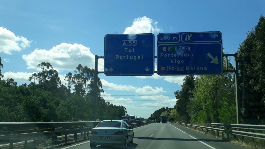 Fahrt nach Tui