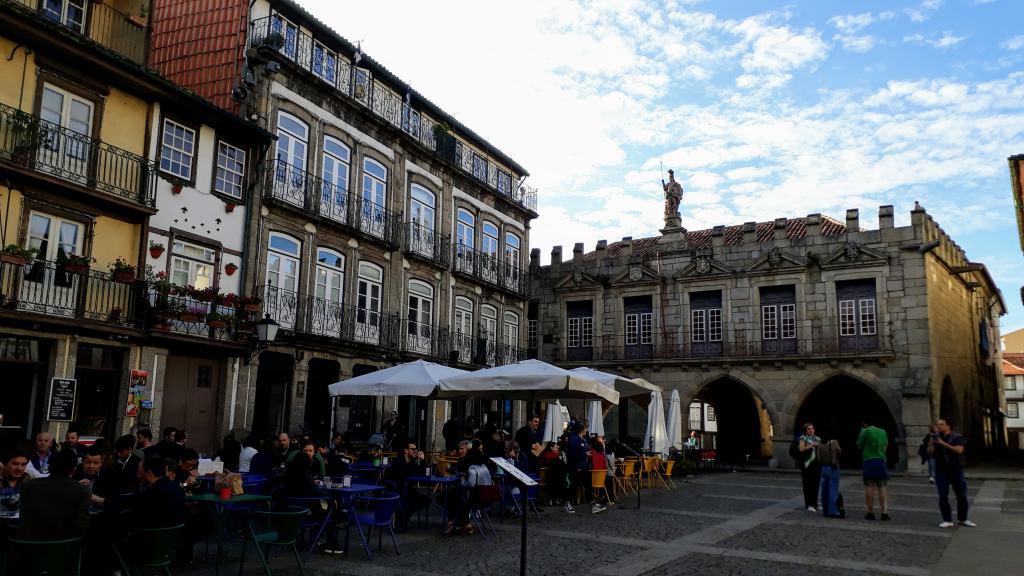Ehemaliges Rathaus (Antiga Câmara Municipal de Guimarães)