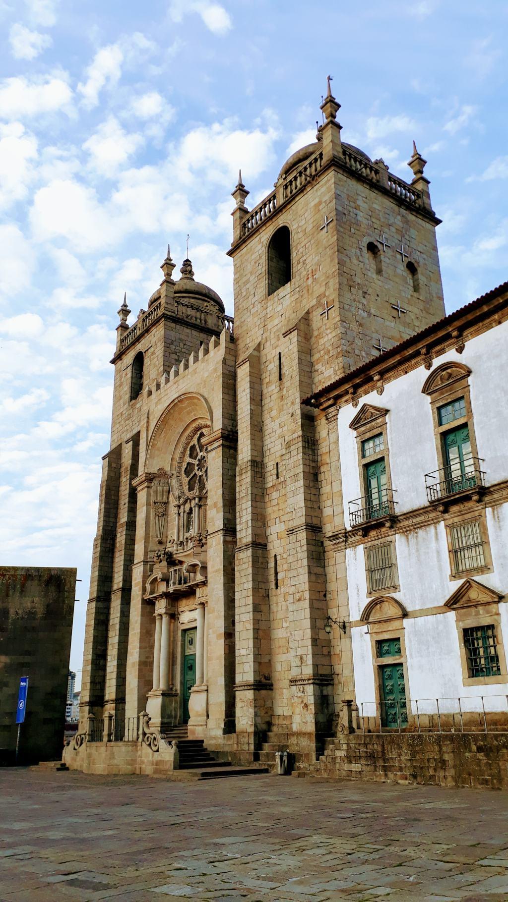 Kathedrale Sé do Porto