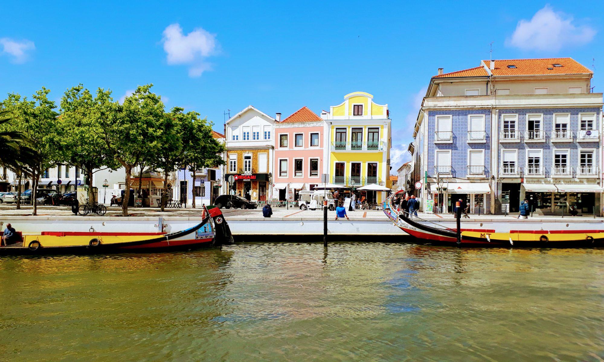 Aveiro: Venedig Portugals