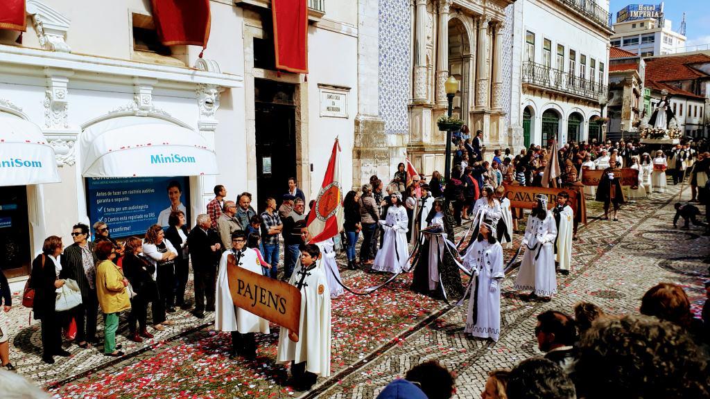 Prozessionen am 12. Mai (kommunaler Feiertag)
