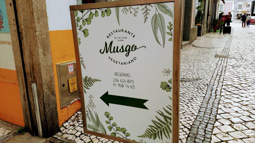 Musgo - Restaurante Vegetariano
