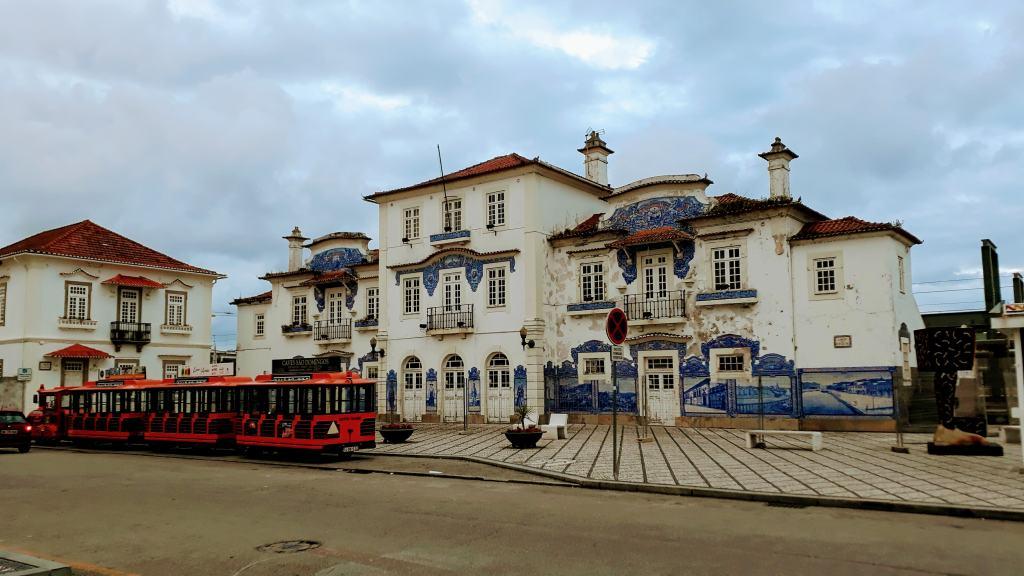Historischer Bahnhof