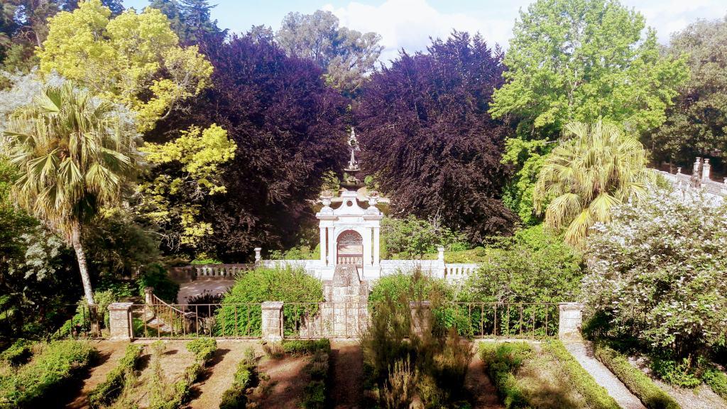 Botanischer Garten Jardim Botânico da Universidade de Coimbra