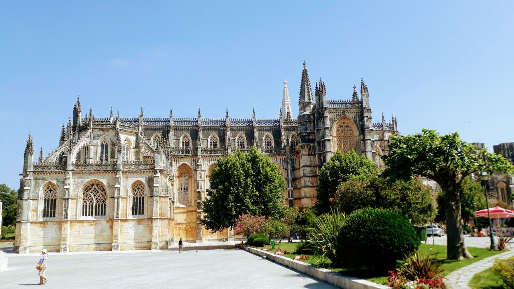 Mosteiro de Santa Maria da Vitória in Batalha