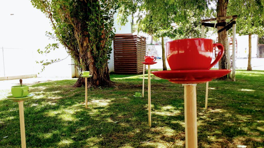 Jardim do Amor in Alcobaça