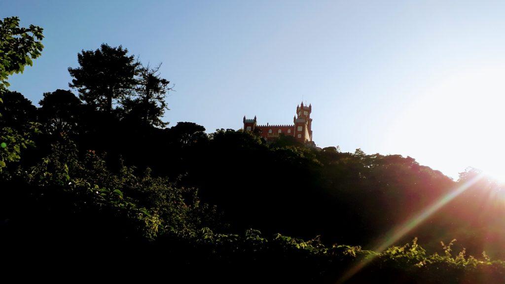 Alles, was man vom Palácio Nacional da Pena kostenlos sehen kann