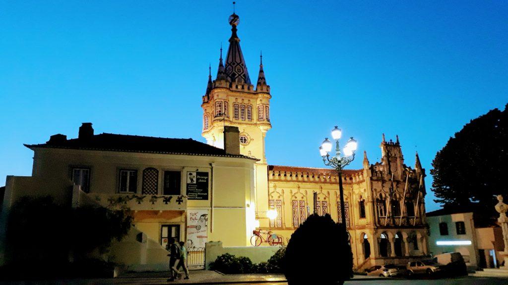 Rathaus (Câmara Municipal) von Sintra