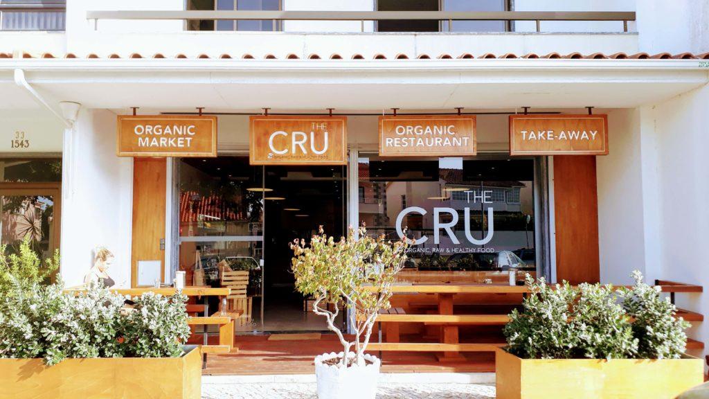 The Cru - Organic, Raw & Healthy Food