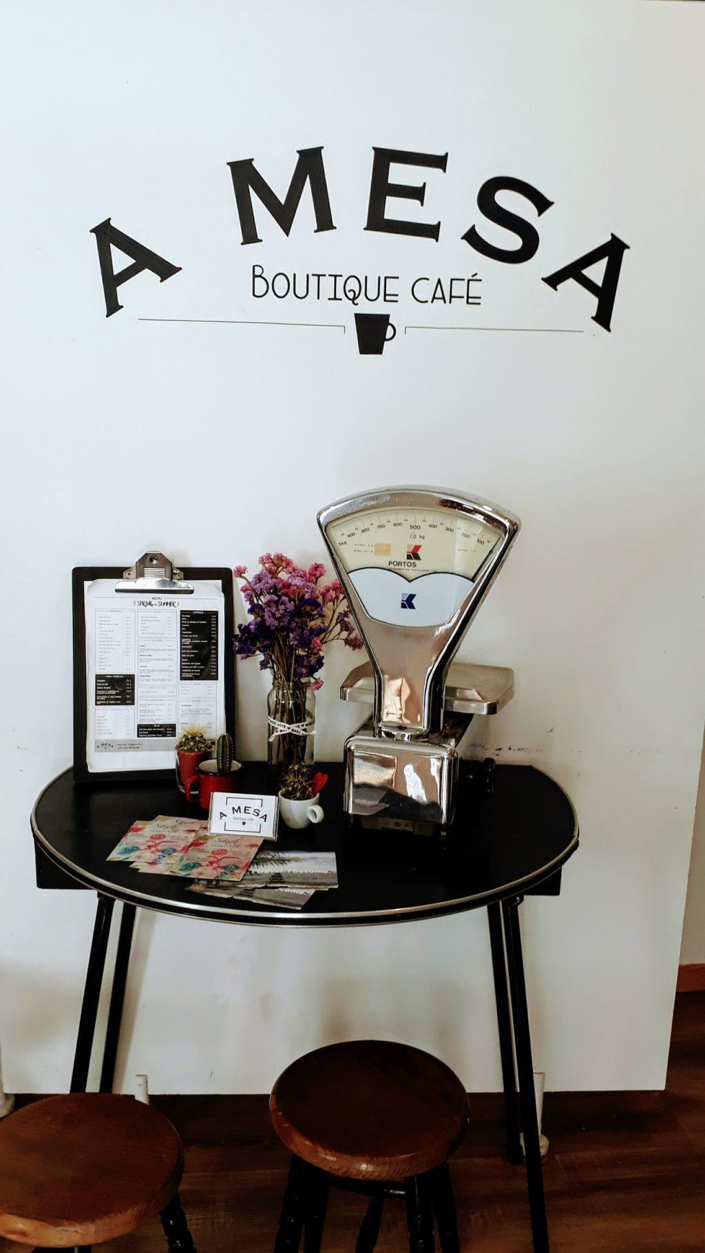 A Mesa Café