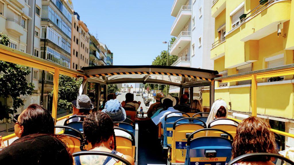 Lissabon mit Hop-On-Hop-Off-Bus