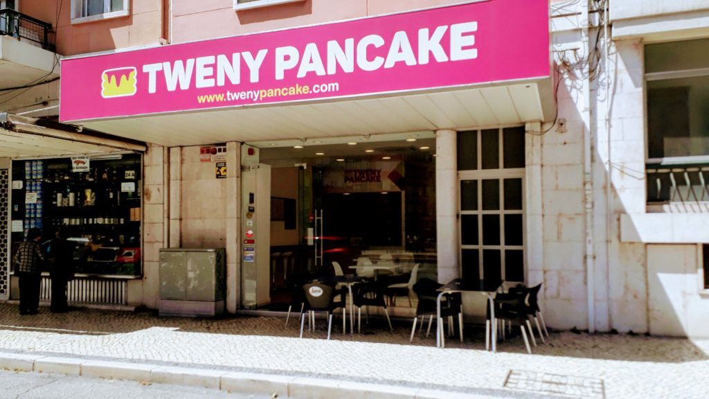 Tweny Pancake