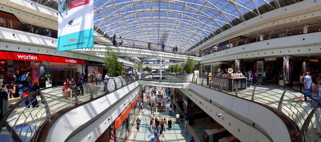 Einkaufszentrum Vasco da Gama