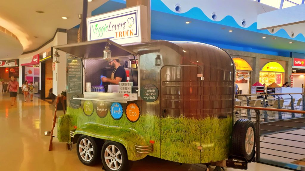 Veggie Lovers Truck