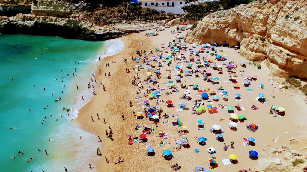Praiade Benagil