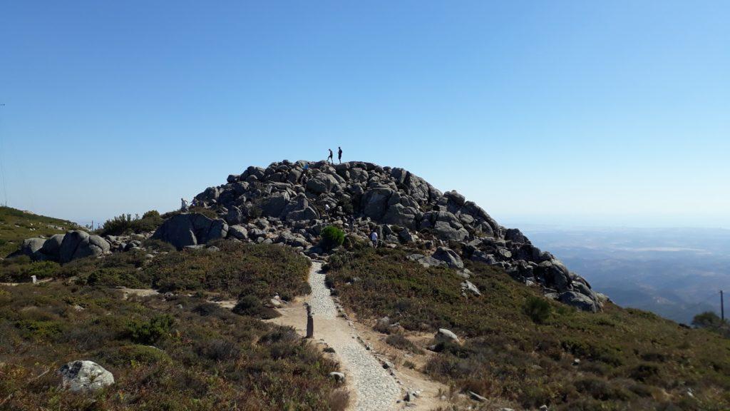 Aussichtsberg Fóia, höchster Punkt der Algarve