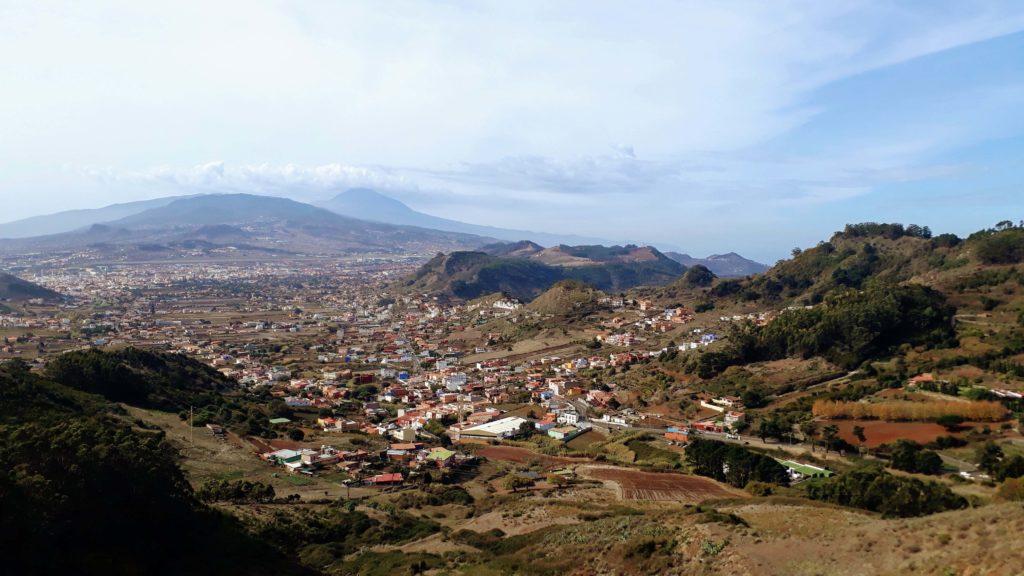 Aussicht vom Mirador Cruz Del Carmen