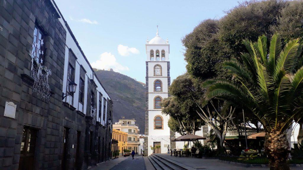 Iglesia de Santa Ana in Garachico