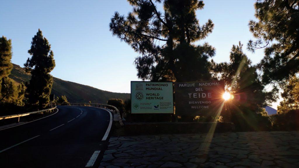 Nationalpark Parque Nacional del Teide