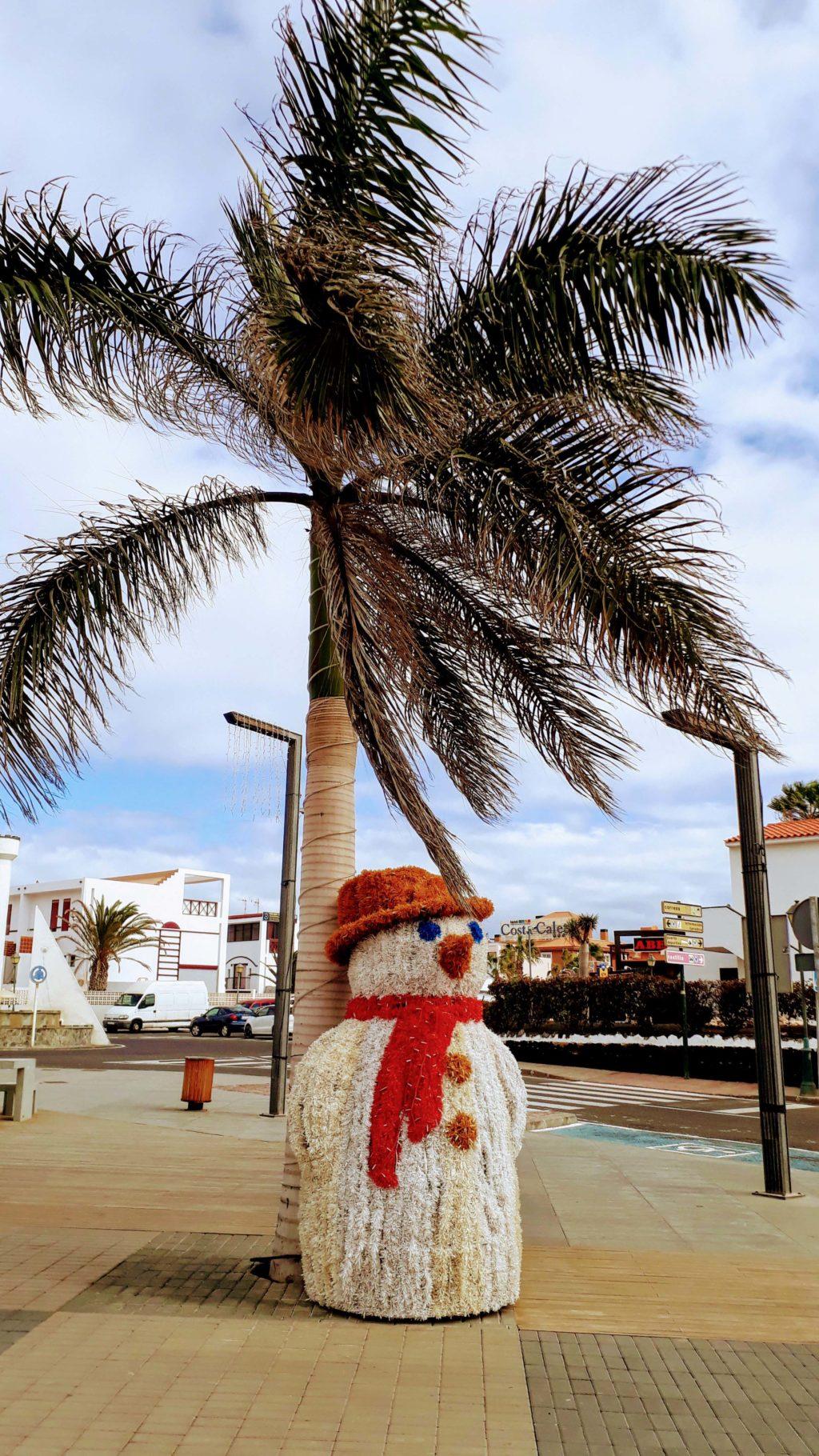 Weihnachten auf Fuerteventura