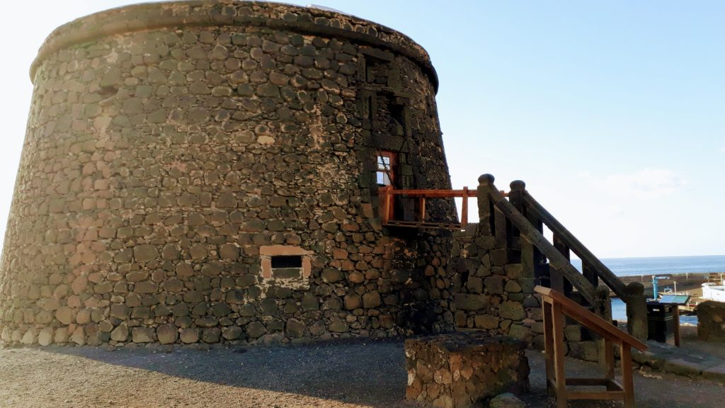 Wehrturm in El Cotillo