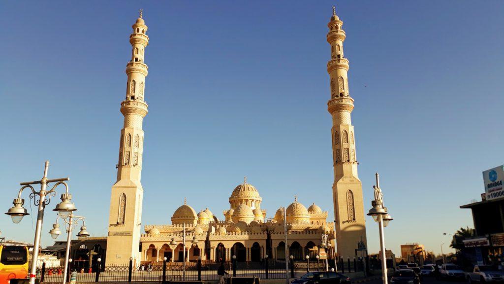 El Mina Moschee