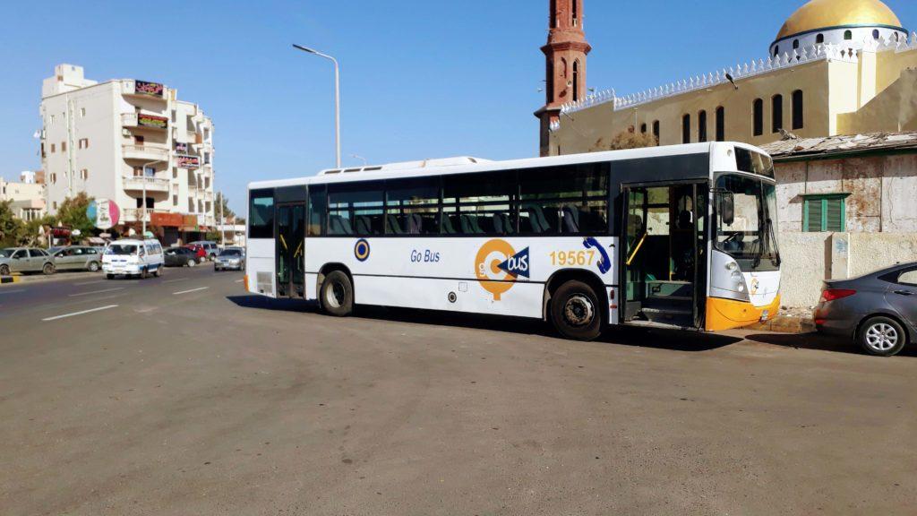 Go Bus nach El Gouna