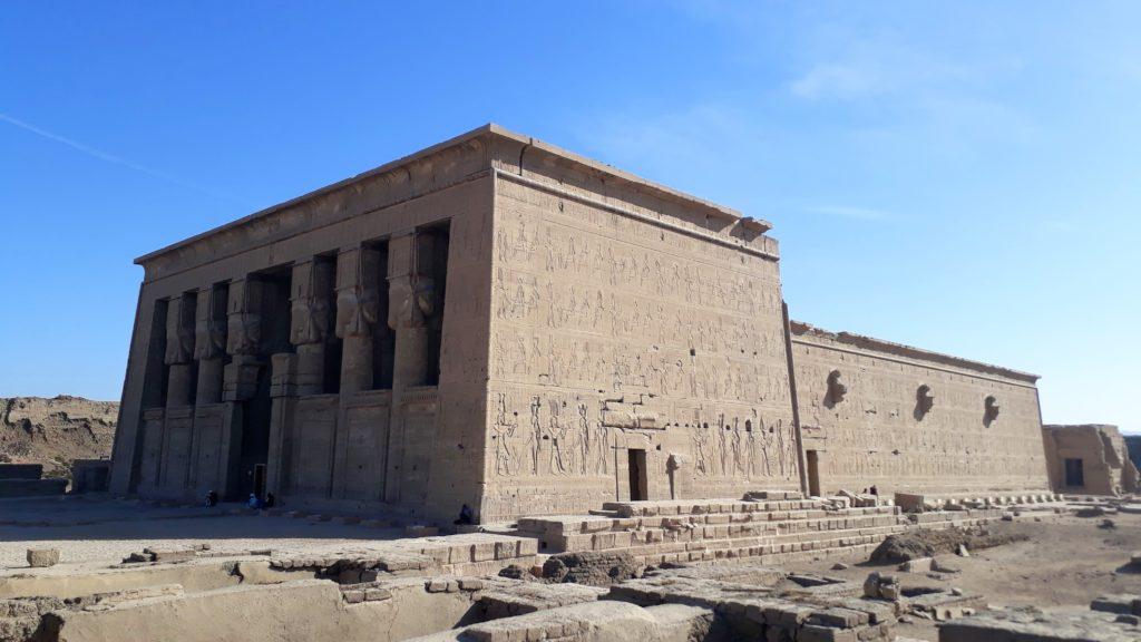 Tempel von Dendera in Qena