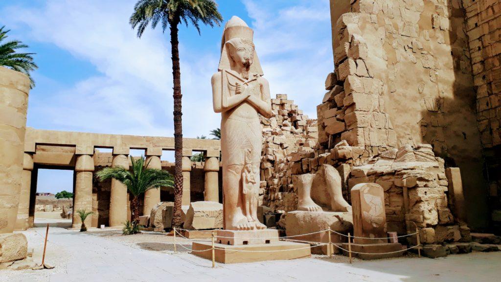 Karnak-Tempel