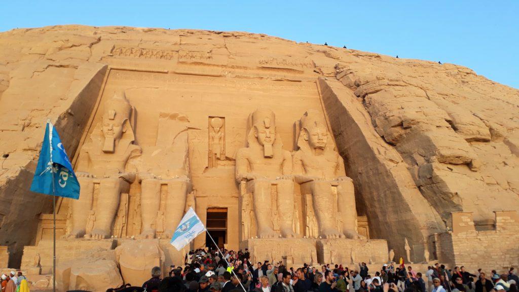 Großer Felsentempel von Abu Simbel
