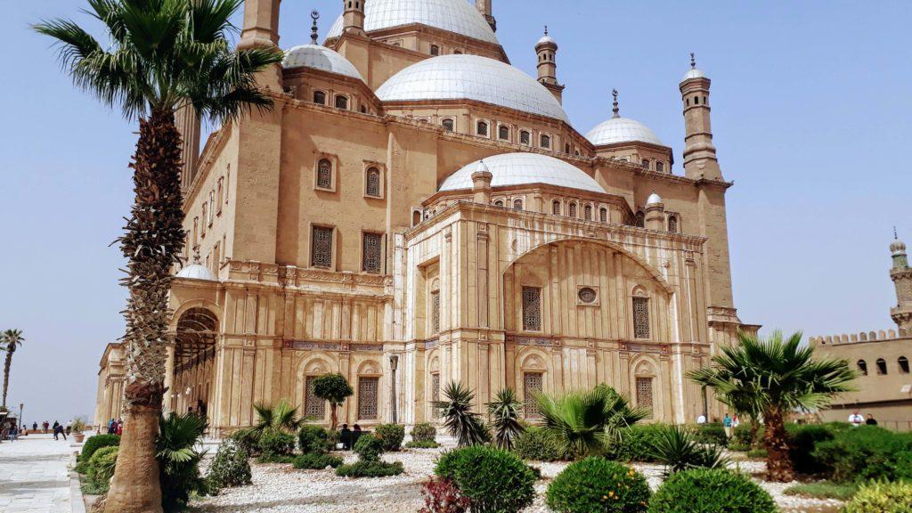 Muhammad-Ali-Moschee in der Zitadelle von Saladin