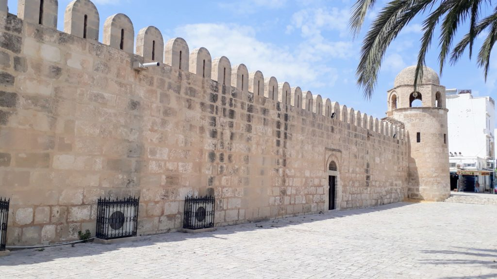 Große Moschee in Sousse