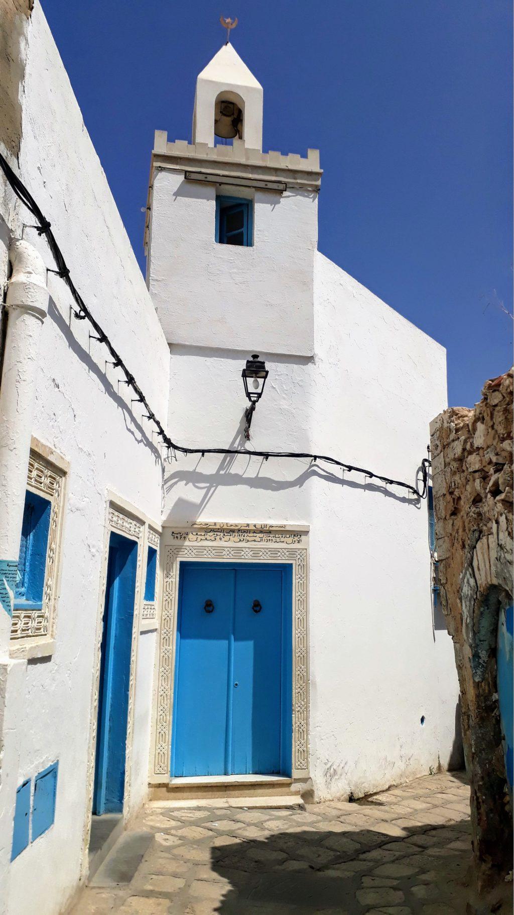 Gebäude bei der Kasbah in Sousse