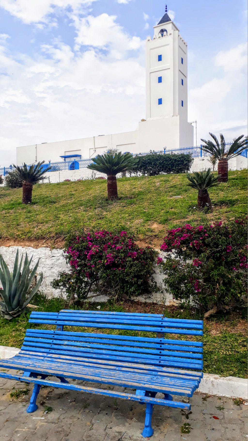 In Sidi Bou Saïd hat Religion einen hohen Stellenwert, der Ort gilt als heilig