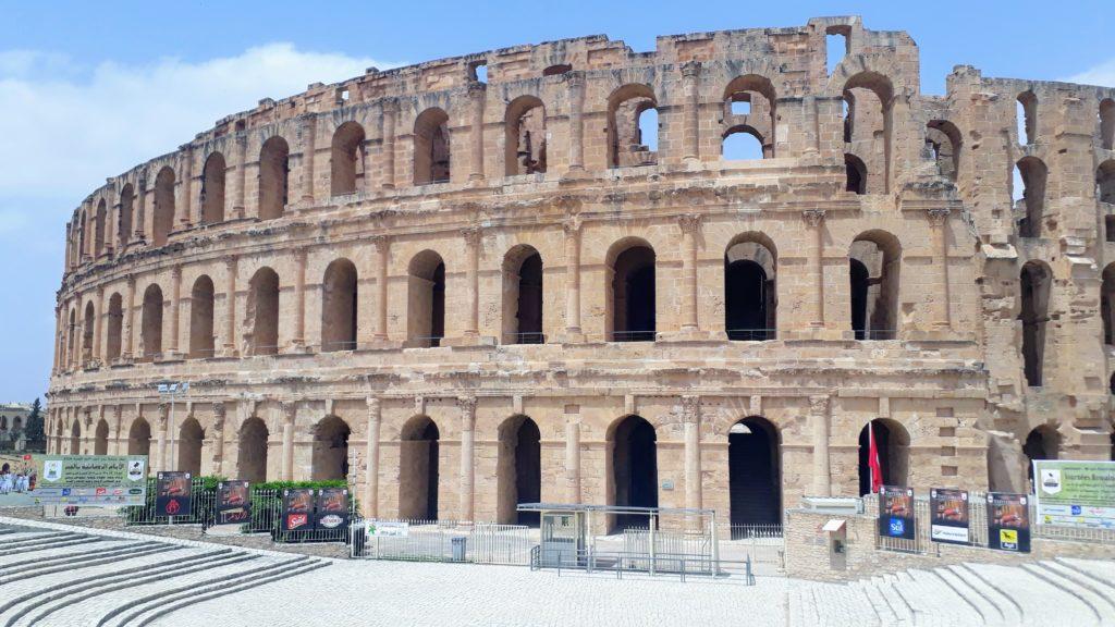 Das Amphitheater von El Djem: Das drittgrößte Amphitheater des Römischen Reiches und UNESCO-Weltkulturerbe