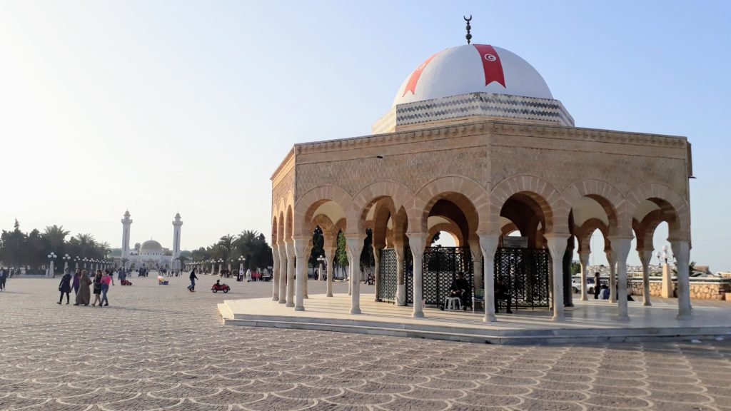 Habib-Bourguiba-Mausoleum in Monastir