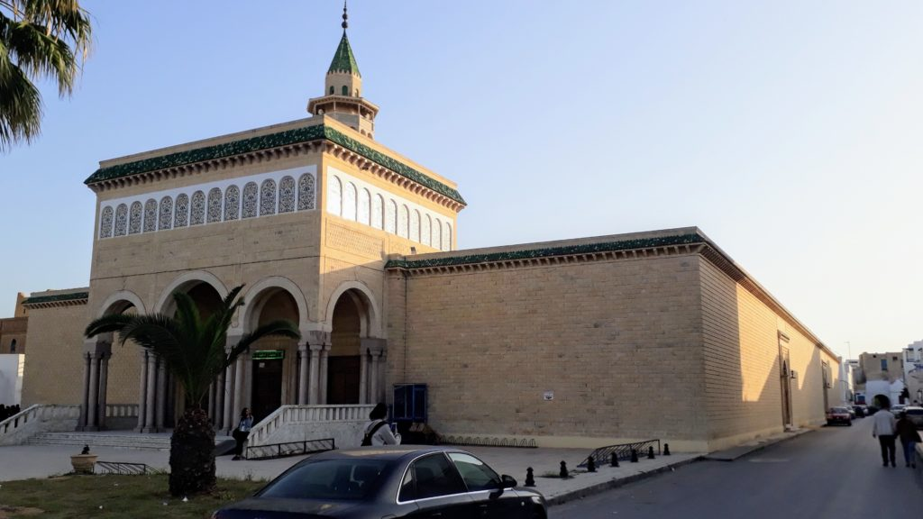 Bourguiba-Moschee in Monastir