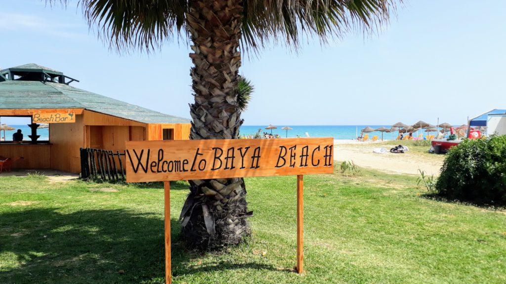 Baya Beach in Yasmine Hammamet