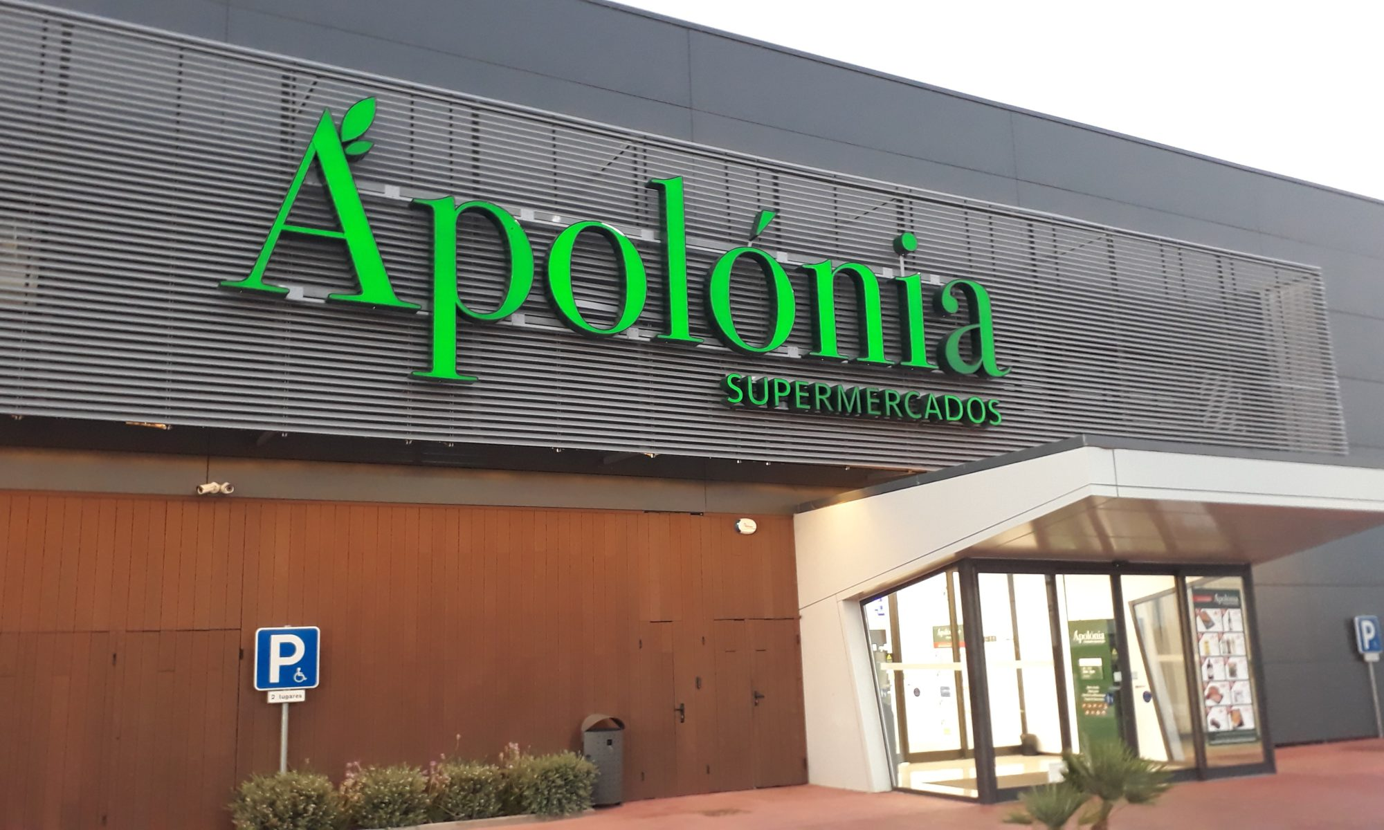 Vegane Produkte bei Apolónia in Portugal