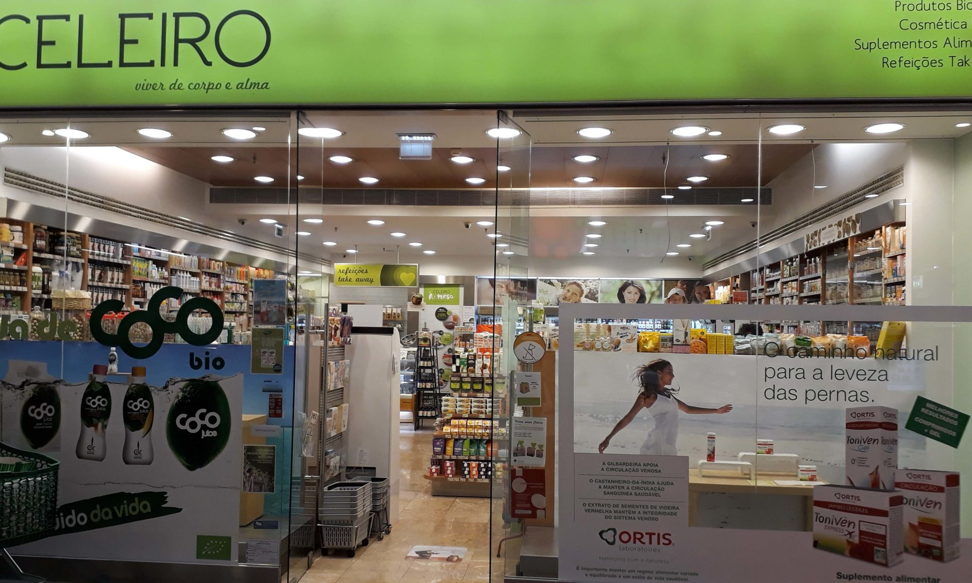 Vegane Produkte bei Celeiro in Portugal