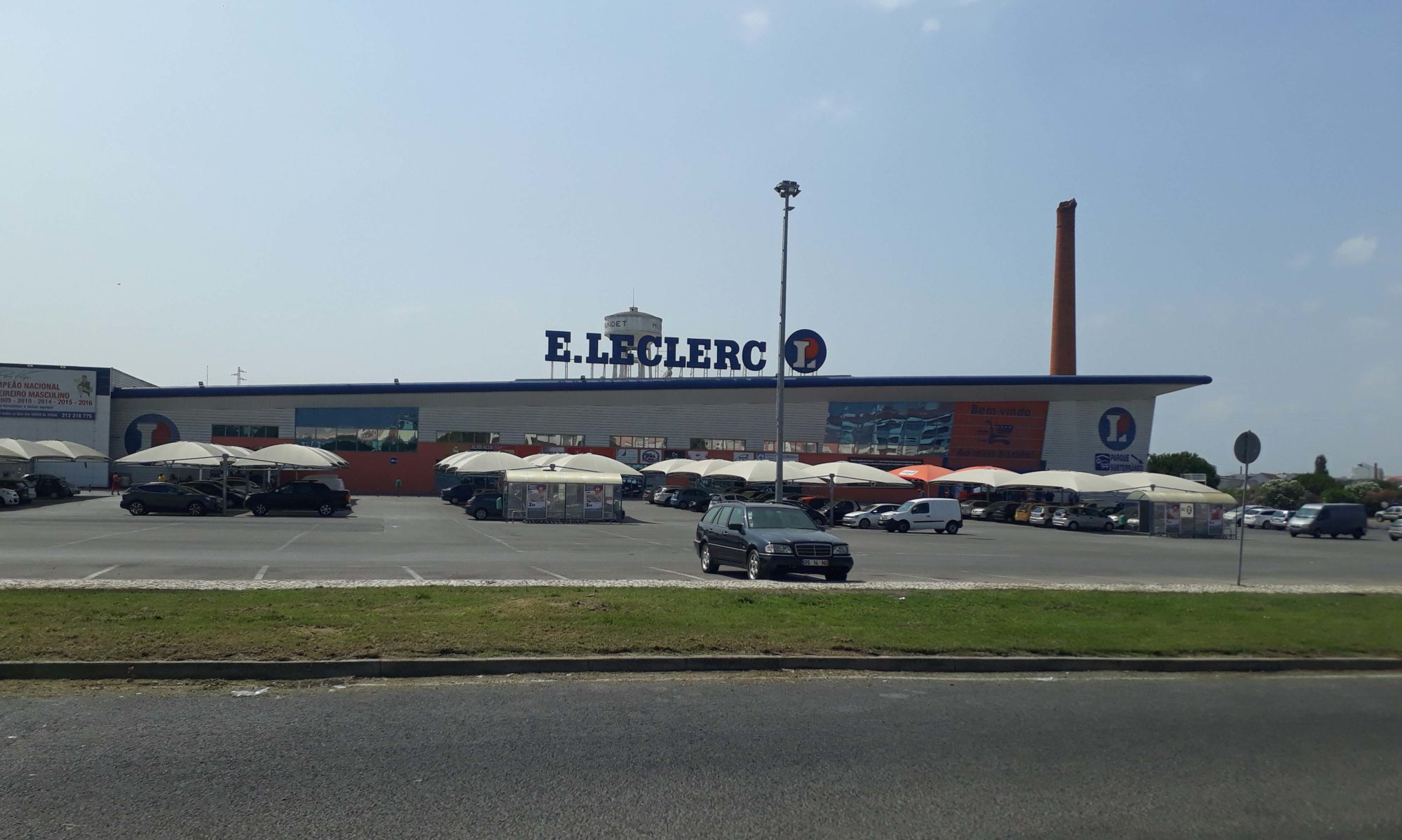 Vegane Produkte bei E.Leclerc in Portugal