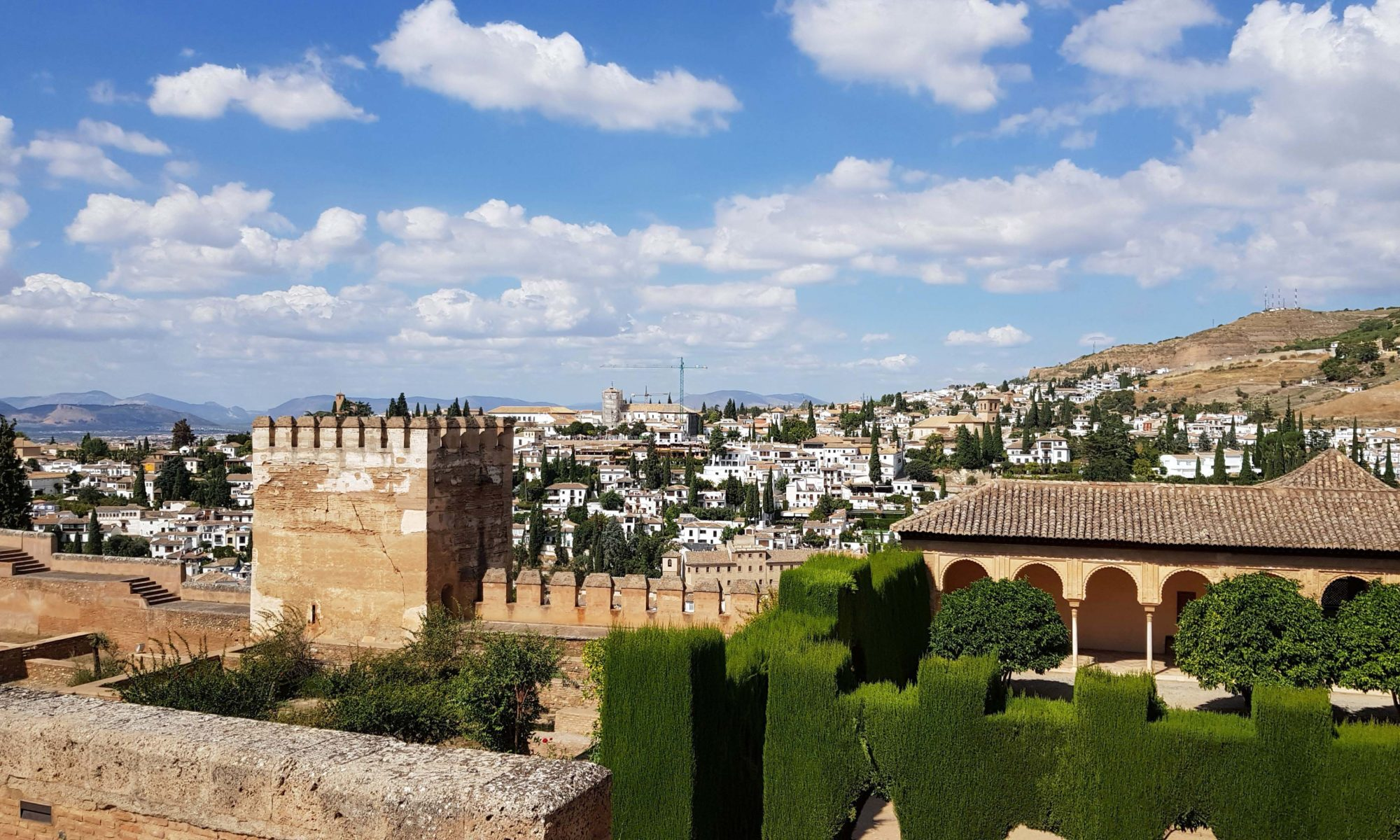 Granada | The Vegan Travelers