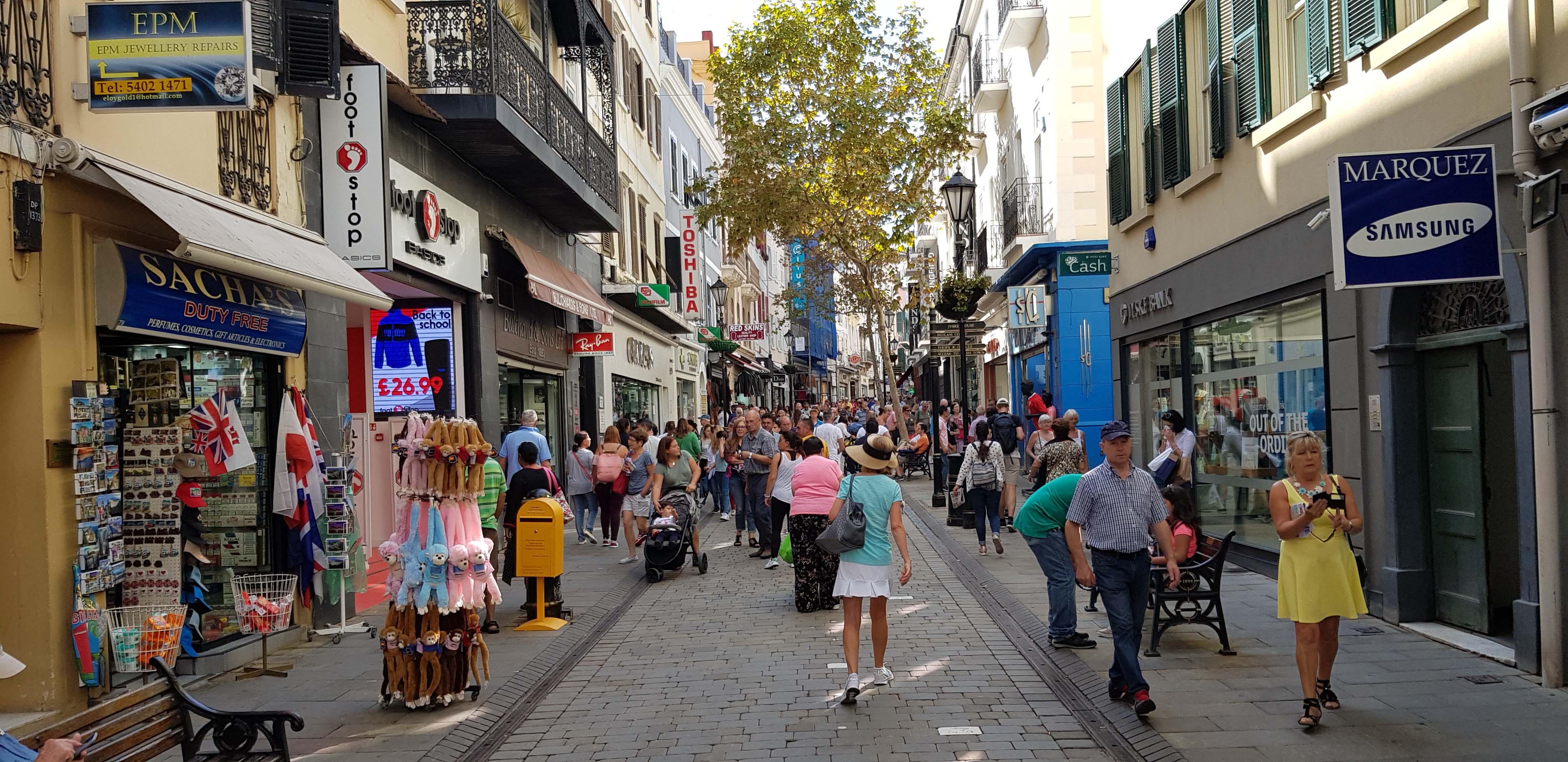 Gibraltar Sehenswurdigkeiten Karte.Gibraltar Infos Insider Tipps The Vegan Travelers