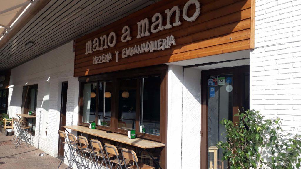Mano a Mano - Pizzas y Empanadillas