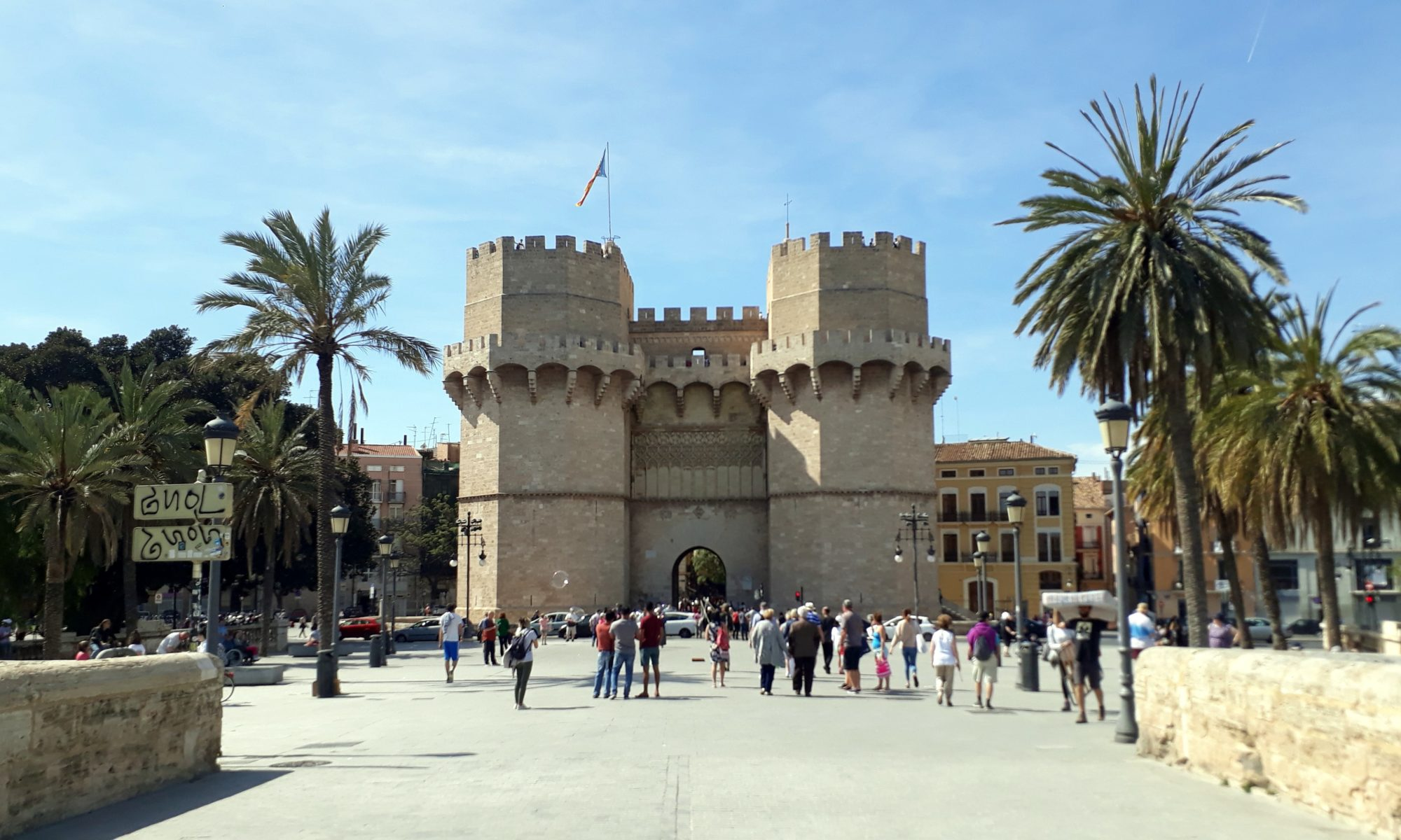 Tagesausflug nach Valencia: Sightseeing & Essen